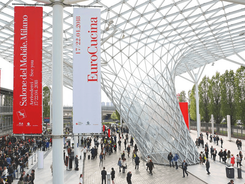 Visita al Salone del mobile Milano 2018